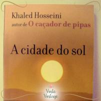 livro a cidade do sol khaled hosseini