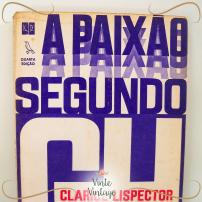 livro a paixao segundo gh clarice lispector