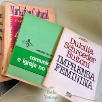 livros da vinte vintage