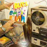 Seleção de discos da Vinte Vintage