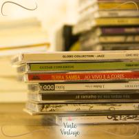 Diversos CD's da Vinte Vintage