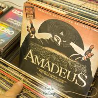 Diversos discos da Vinte Vintage