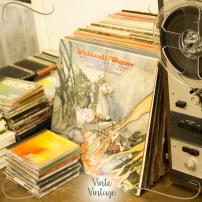 Diversos tipos de som na Vinte Vintage